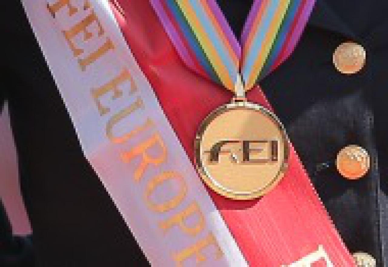 Em Medaillenspiegel