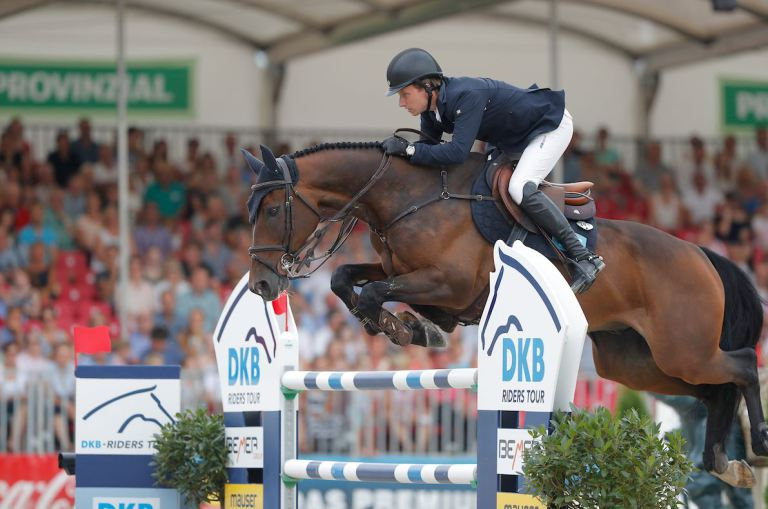 Wiesbaden: Douglas Lindelöw gewinnt Riders Tour-Quali