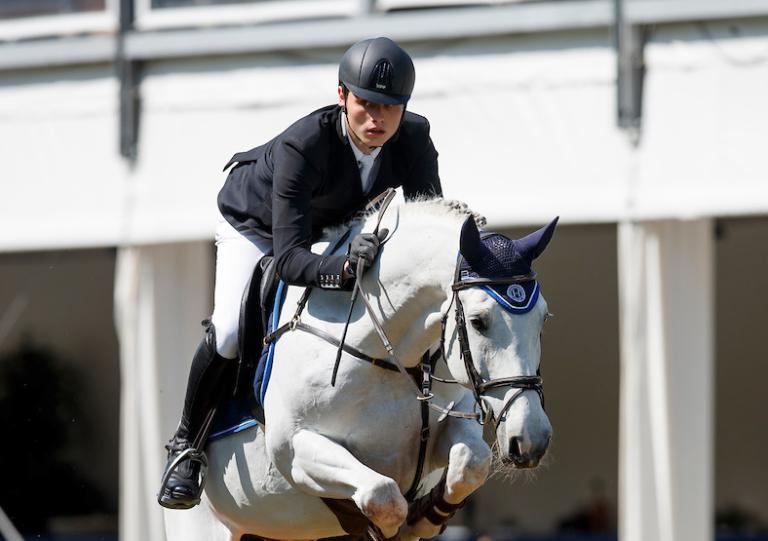 EM Fontainebleau: Cedric Wolf gewinnt Silber