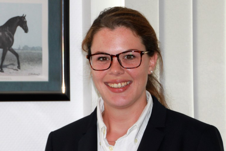 Pferdezuchtverband Mecklenburg-Vorpommern: Karoline Gehring wird neue Zuchtleiterin