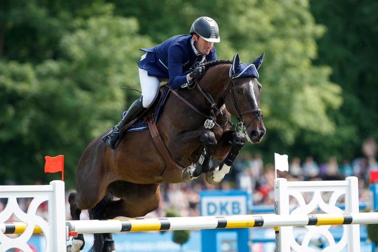 Philipp Weishaupt mit Sieg in Helsinki