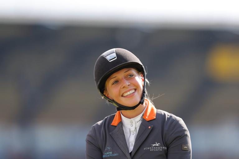 Laura Klaphake gewinnt Sportlerwahl in Niedersachsen