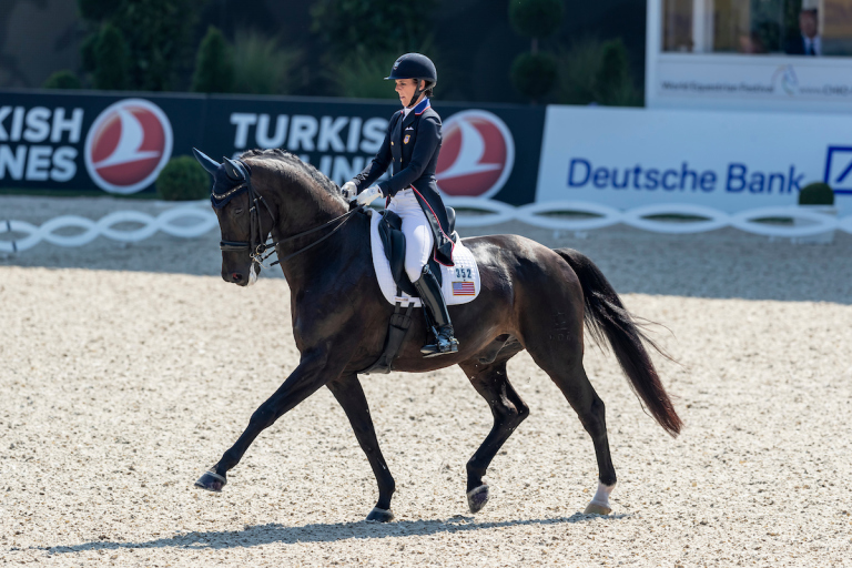 Weltcup Wellington: Grand Prix an Kasey Perry-Glass